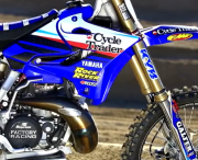 Проект - ROCK RIVER Yamaha YZ 250 (Видео)