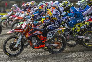 Jeffrey Herlings переходит в MXGP?