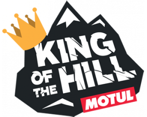 KING OF THE HILL!