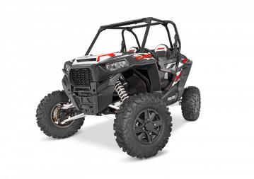 POLARIS RZR 1000 TURBO EPS тест драйв в Бурцево!