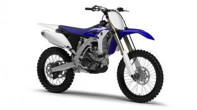 Yamaha YZ250F 2010